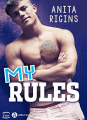 Couverture My rules Editions Addictives (Luv) 2020