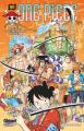 Couverture One Piece, tome 096 : Bouillir, tel est le propre du Oden Editions Glénat (Shônen) 2020