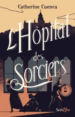 Couverture L'Hôpital des Sorciers