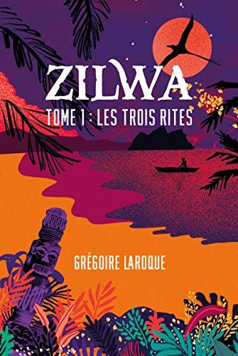 Couverture Zilwa : les trois rites