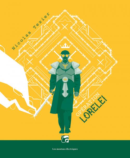 Couverture Monts et merveilles, tome 3 : Opération Lorelei