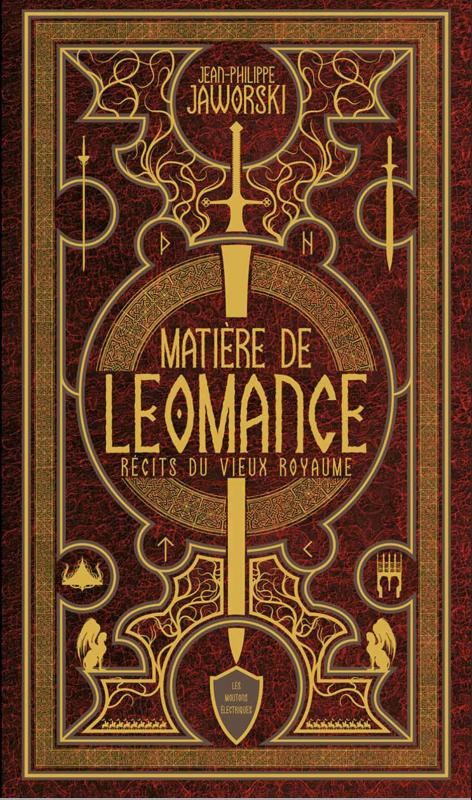 Couverture Matière de Leomance : Récits du Vieux Royaume