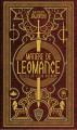 Couverture Matière de Leomance : Récits du Vieux Royaume Editions Les Moutons Electriques (La bibliothèque voltaïque) 2020