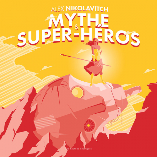 Couverture Mythe & Super-héros