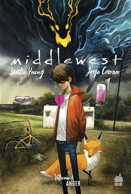 Couverture Middlewest, tome 1 : Anger