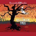 Couverture L'arbre d'Halloween Editions Recorded Books 2017
