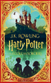 Couverture Harry Potter, illustré (MinaLima), tome 1 : Harry Potter à l'école des sorciers Editions Gallimard  (Jeunesse) 2020