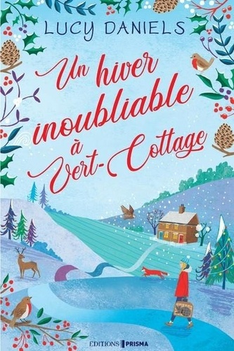 Couverture Un hiver inoubliable a vert-cottage