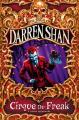 Couverture L'assistant du vampire, tome 01 : La morsure de l'araignée Editions HarperCollins (Children's books) 2009