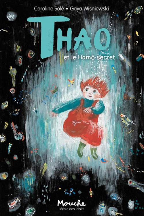Couverture Thao et le hamö secret