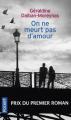 Couverture On ne meurt pas d'amour  Editions Pocket 2020
