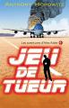 Couverture Alex Rider, tome 04 : Jeu de tueur Editions Hachette (Jeunesse) 2003