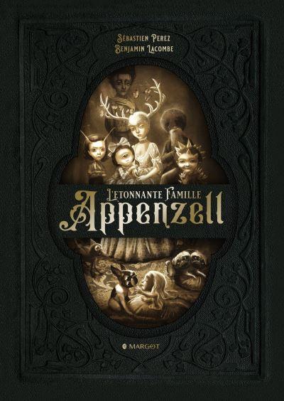Couverture L'étonnante Famille Appenzell