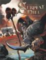 Couverture Serpent Dieu, tome 3 : Les mânes de Loki Editions Glénat 2019