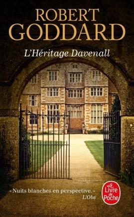 Couverture L'héritage Davenall