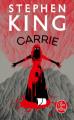 Couverture Carrie Editions Le Livre de Poche 2020