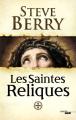 Couverture Les Saintes reliques Editions Cherche Midi 2020