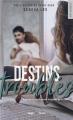 Couverture Destins troublés Editions Hugo & cie (Poche - New romance) 2020