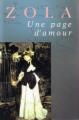 Couverture Une page d'amour Editions France Loisirs 2002