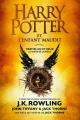Couverture Harry Potter et l'enfant maudit Editions Pottermore Limited 2018