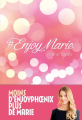 Couverture #EnjoyMarie Editions Anne Carrière 2020