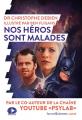 Couverture Nos héros sont malades Editions humenSciences 2020