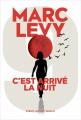 Couverture 9, tome 1 : C'est arrivé la nuit Editions Robert Laffont / Versilio 2020