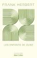 Couverture Le cycle de Dune (6 tomes), tome 3 : Les enfants de Dune Editions Robert Laffont (Ailleurs & demain) 2020
