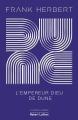 Couverture Le cycle de Dune (6 tomes), tome 4 : L'empereur-dieu de Dune Editions Robert Laffont (Ailleurs & demain) 2020