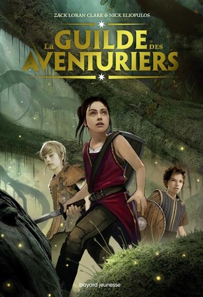 Couverture La guilde des aventuriers, tome 1