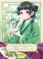 Couverture Les Carnets de l'Apothicaire, tome 1 Editions Ki-oon (Seinen) 2021