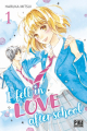 Couverture I fell in love after school, tome 1 Editions Pika (Shôjo - Cherry blush) 2021