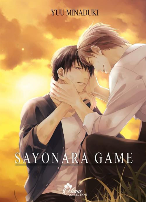 Couverture Sayonara Game