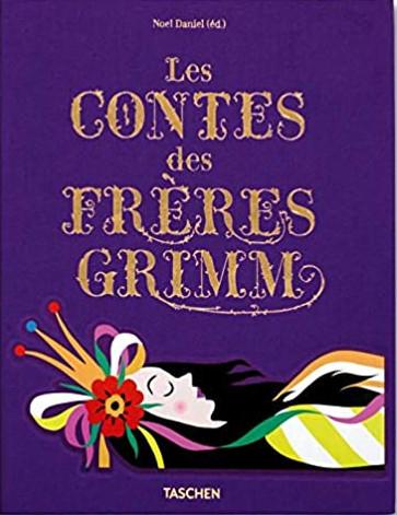 Couverture Les contes des Frères Grimm