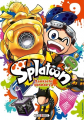 Couverture Splatoon, tome 09 Editions Soleil (J-Video) 2020