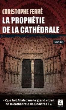 Couverture La Révélation de Chartres / La prophétie de la cathédrale