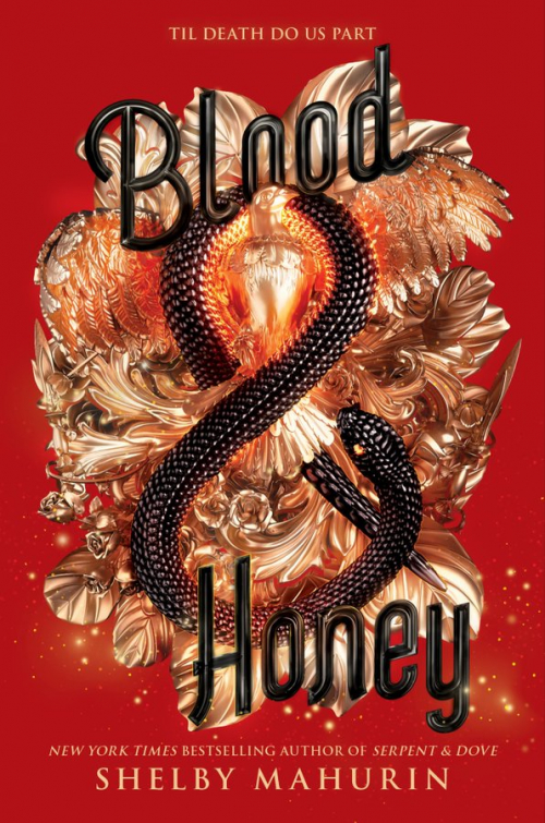 Couverture Serpent & Dove, book 2: Blood & Honey