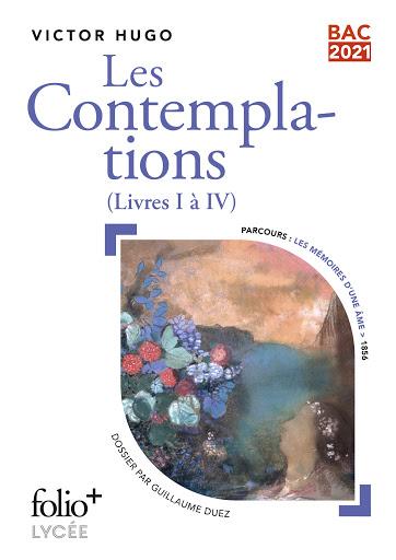 Couverture Les contemplations (livres I à IV)