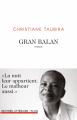 Couverture Gran Balan Editions Plon 2020