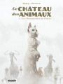 Couverture Le Château des Animaux, tome 2 : Les Marguerites de l'hiver Editions Casterman 2020