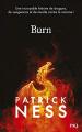 Couverture Burn Editions Pocket (Jeunesse) 2020