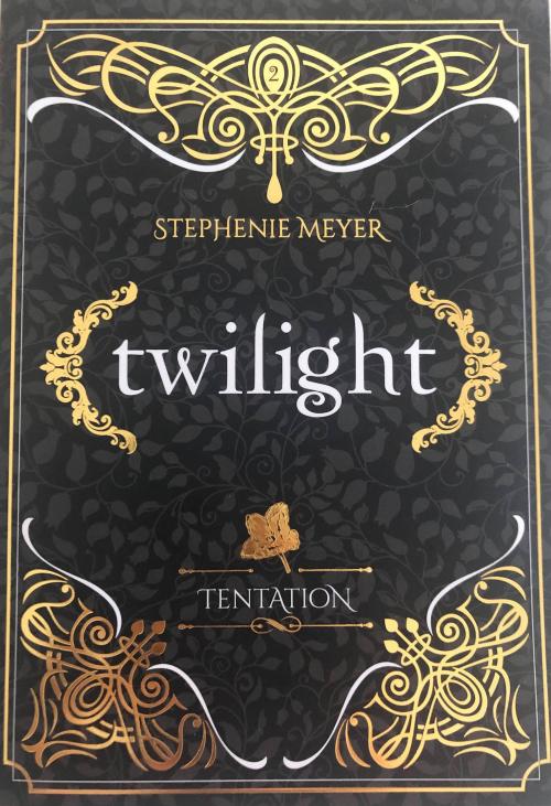 Couverture Twilight, tome 2 : Tentation