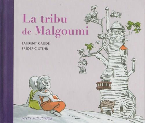 Couverture La Tribu de malgoumi