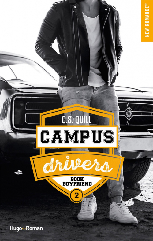 Couverture Campus Drivers, tome 2 : Book Boyfriend