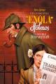 Couverture Les enquêtes d'Enola Holmes, tome 1 : La double disparition Editions Nathan 2009