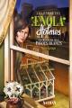 Couverture Les enquêtes d'Enola Holmes, tome 3 : Le mystère des pavots blancs Editions Nathan 2011