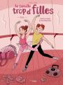 Couverture La famille trop d'filles (BD), tome 3 : Elisa Editions Jungle ! (Miss Jungle) 2020