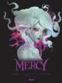 Couverture Mercy (BD), tome 2 : Des chasseurs, des fleurs et du sang Editions Glénat (Hors collection) 2020
