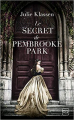 Couverture Le secret de Pembrooke park Editions Hauteville 2020