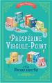 Couverture Prospérine Virgule-Point et la Phrase sans fin Editions Autoédité 2020